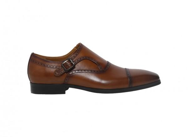 Brown Slip-Ons-K204-65