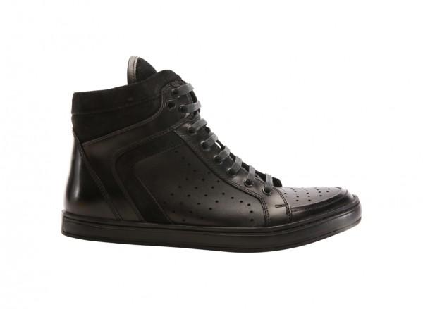 Big Brand Black Footwear