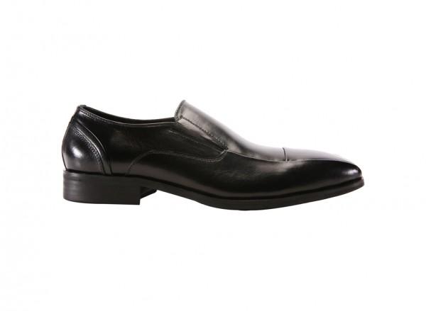 Plus One Black Footwear