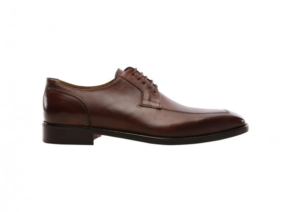 Noble Man Brown Lace-Ups