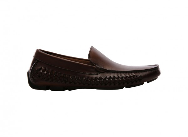 Theme Park Brown Loafers
