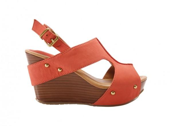 Sole-O Apricot Footwear