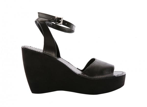 Kind-Ly Black Sandals