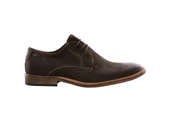 Ap-Prove Brown Lace-Ups