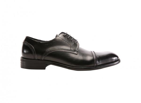 Drop A Hint Black Footwear