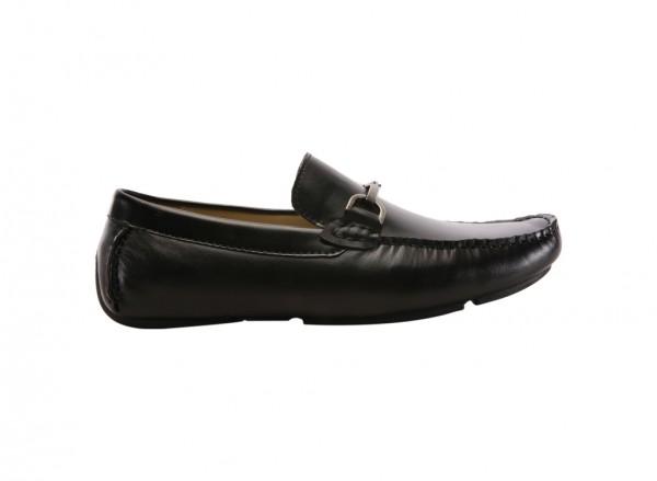 Safe N Sound Black Footwear