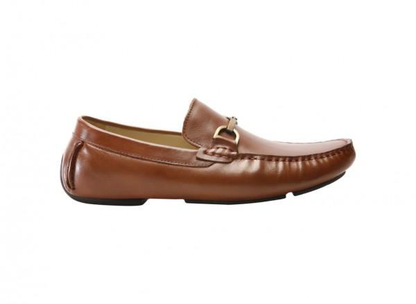 Safe N Sound Cognac Footwear