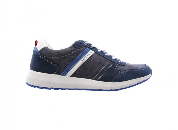 High Roller Navy Sneakers