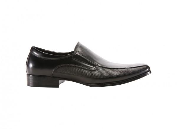 Black Loafers-KCSMS6LE006