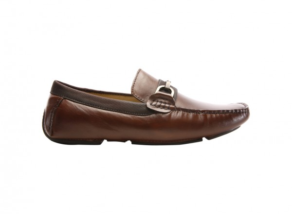 Brown Loafers-KCSMS6LE022