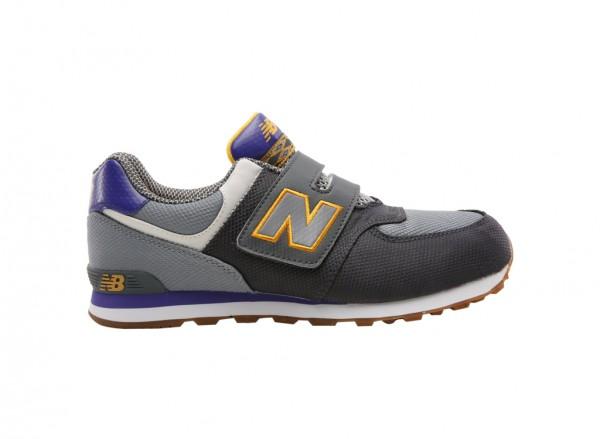 574 Grey Sneakers And Athletics-KV574E7Y