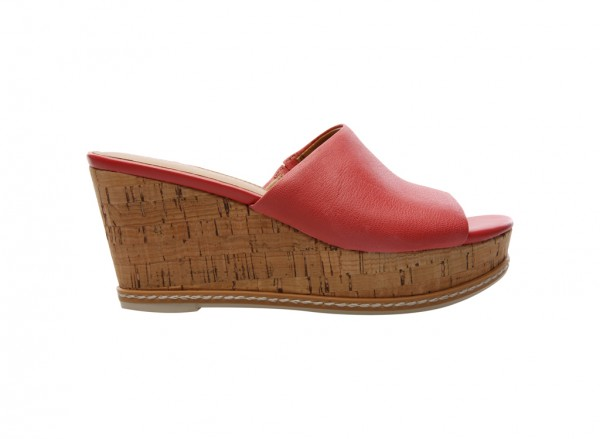 L-Caty Red Wedges