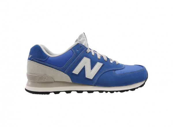 574 Blue Sneakers And Athletics-ML574VNR