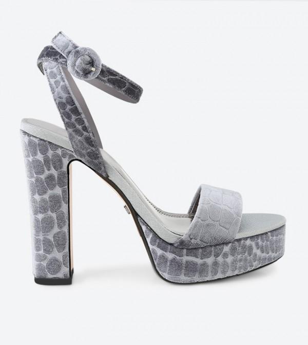 470dfbf5e67 Morisey Sandals - Grey