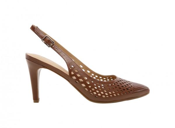 Nabelisa Brown Footwear