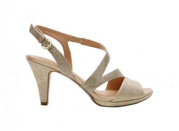 Impulse Gold High Heel