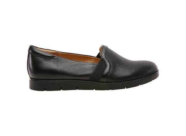 Naivana Black Footwear