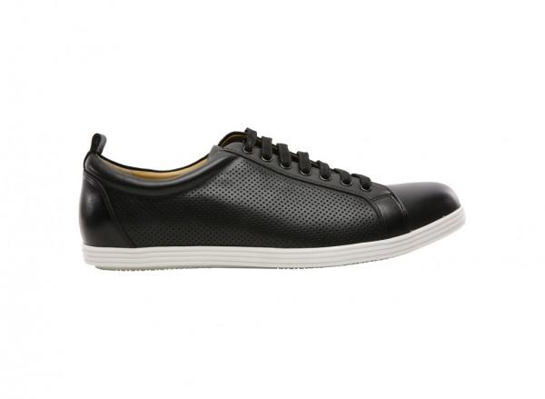 Namrio Black Sneakers & Athletics