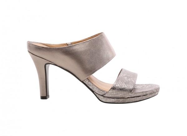Natali Metallic Sandals