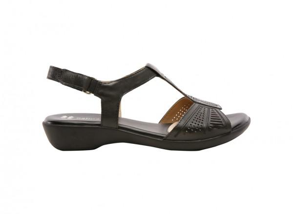 Nanetwork Black Footwear