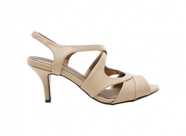 Note Taupe High Heel