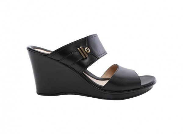 Orama Black Wedges