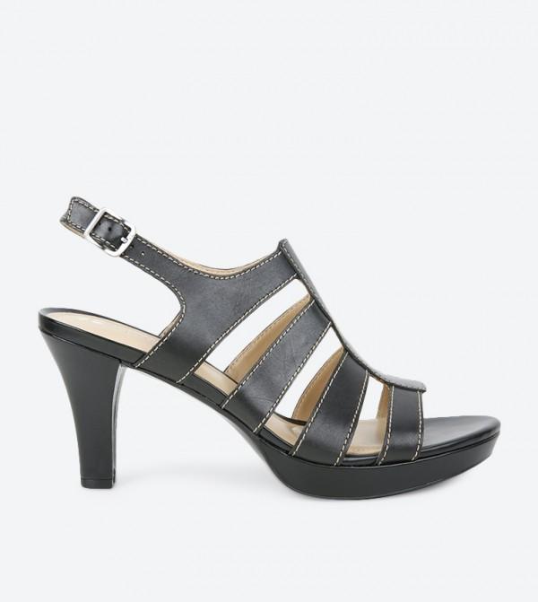 c2b03d18a376 Naturalizer Preya Sandals - Black