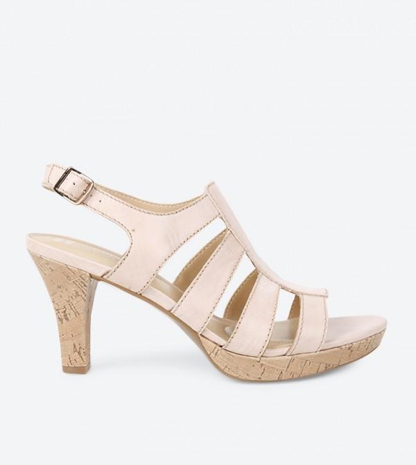 ada633ea4e3c Preya Sandals - Nude