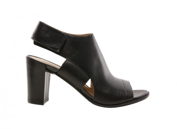 Nazahn Black Footwear