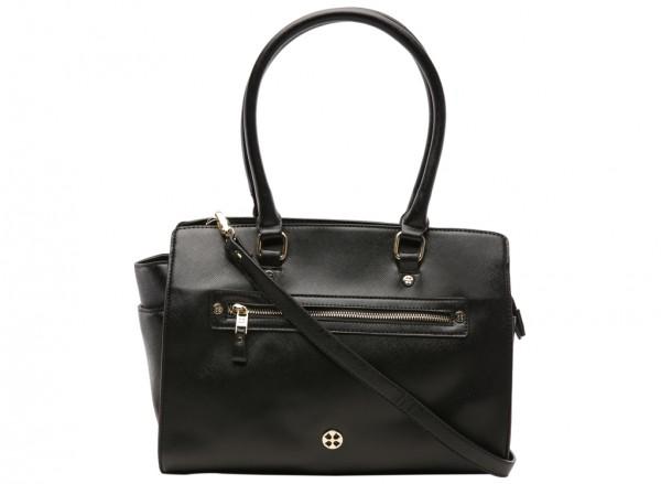 Caracara Black Handbag