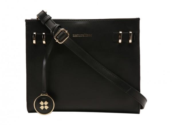Griffin Cross Body Handbag Black