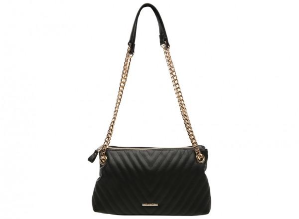 Gabrielle Black Shoulder Bags & Tote