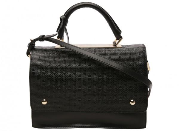 Nova Black Handbag