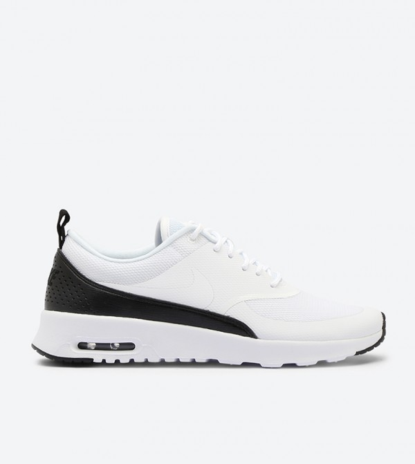 the best attitude 1a5ee d59e9 Nike Air Max Thea Sneakers - White NIKE599409-111