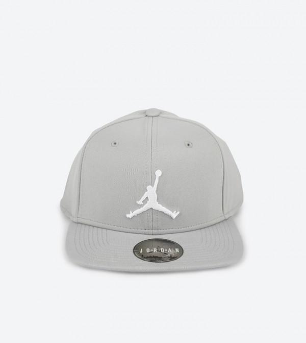 Nike Jordan Jumpman Snapback Hat - Grey 7111d324370d