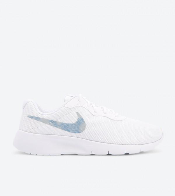 reputable site 455e1 c3934 Nike Tanjun Lace Up Closure Sneakers - White NK818384-101