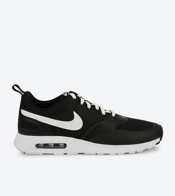 a40e379fc79 Home  Air Max Vision Sneakers - Black. NK918230-007-BLACK-WHITE-WHITE