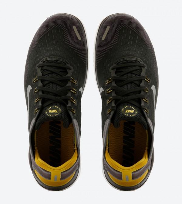 efbebd496 حذاء فري رن 2018 بلون أسود