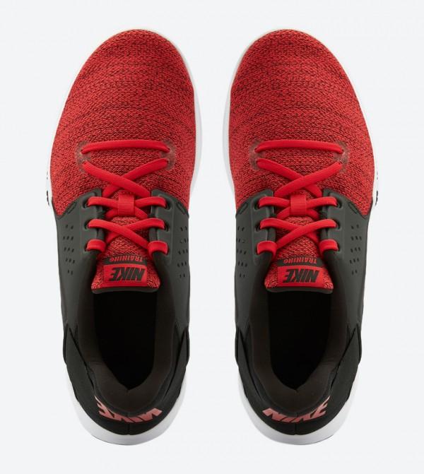 2c6922e37c01 Flex Control Lace Up Closure Training Shoes - Red NKAJ5911-600