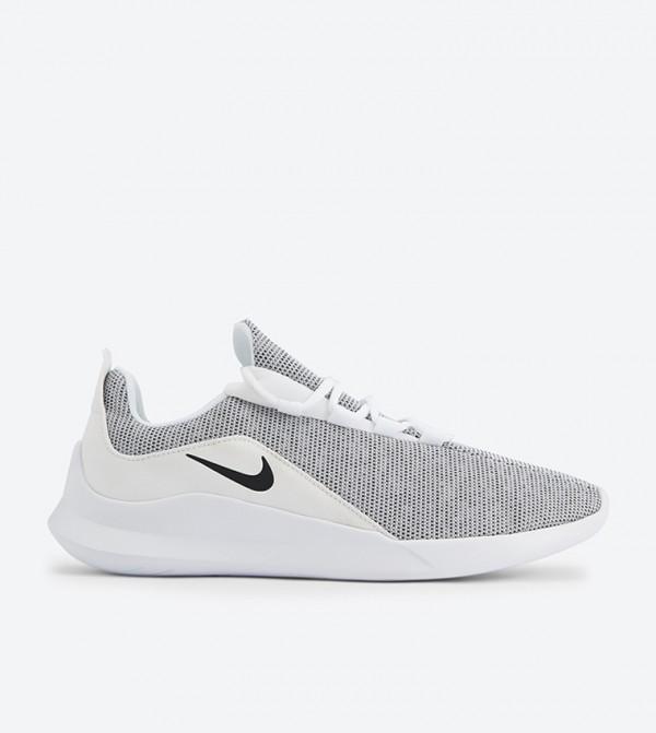 e124b85fcf6c9 Home  Viale Premium Lace Up Closure Sneakers - White. NKAO0628-100-WHITE