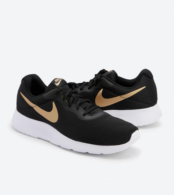 b15a17343a Tanjun Round Toe Sneakers - Black - NKAQ7154-001 NKAQ7154-001