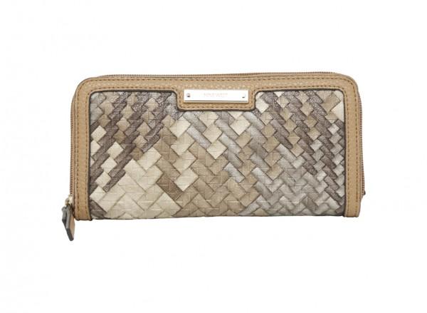 Table Treasures Beige Satchels & Handheld Bags