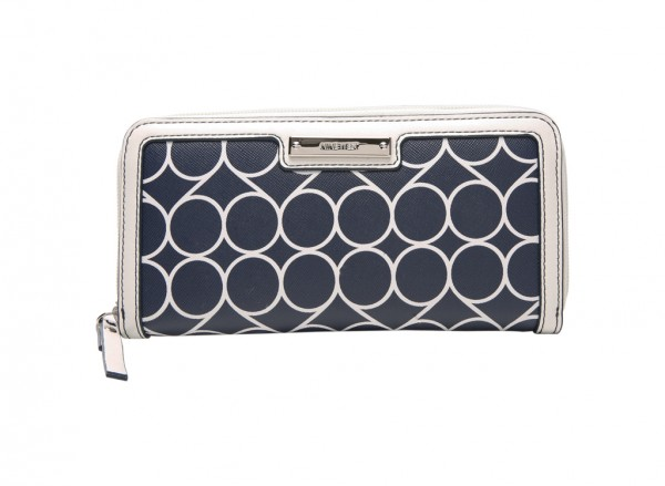 Table Treasures Navy Wallet