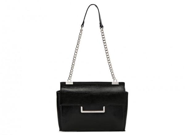 Nine West Strictly Ballroom Handbag Shoulder Bag Md For Women - Man Made Black