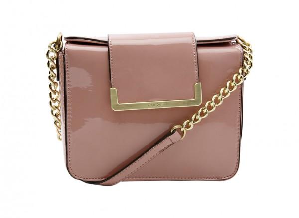 Nine West Strictly Ballroom Handbag Cross Body Md For Women - Man Made Purple & Pink-NW60414250-BEIGE
