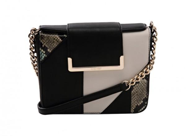Nine West Strictly Ballroom Handbag Cross Body Md For Women - Man Made Black-NW60414250-MULTI