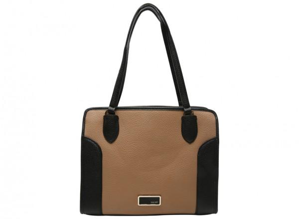 Suit R Carr Brown Satchels & Handheld Bags