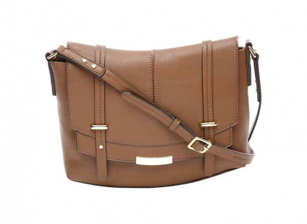 Nine West Tipping Point Handbag For Women - Man Made Brown-NW60414413-BROWN