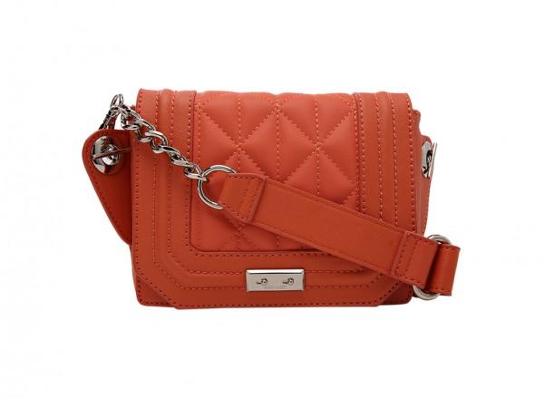 Nine West Internal Affairs Handbag Belt Bag Sm For Women - Man Made Brown