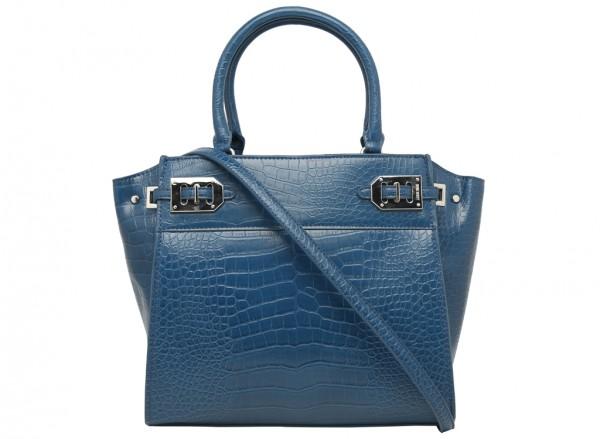 Gleam Team Blue Satchels & Handheld Bags